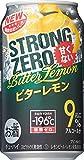サントリー チューハイ -196℃ ストロングゼロ ビターレモン 350ml×24本 ランキングお取り寄せ
