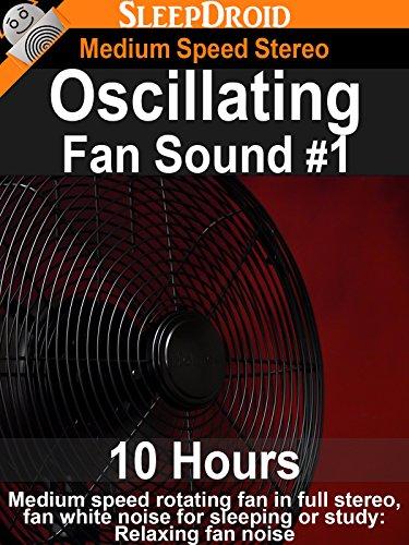 Oscillating Fan Sound #1