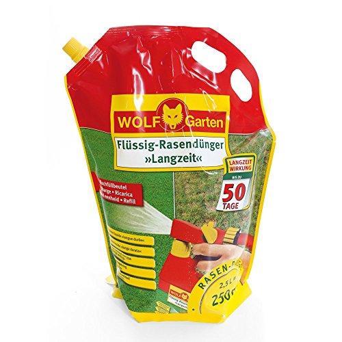 Flüssig-Rasendünger »Langzeit« LL 250 R; 3845030