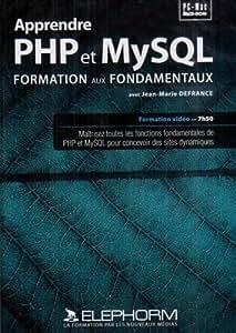 Apprendre  PHP et MySQL (Defrance Jean-Marie)
