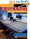 Pro Tools Surround Sound Mixing [With...