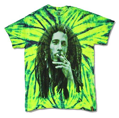 Adult Bob Marley