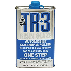 Blue Magic 12A TR-3 Resin Glaze - 16 fl. oz. images
