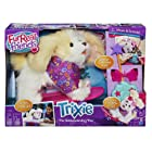 Amazing Furreal Friends Trixie The Skateboarding Pup by Hasbro