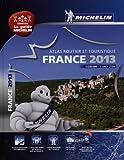 Atlas routier France 2013 Reli�