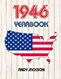 1946 U.S. Yearbook: Interesting original book full of information from 1946 - Unique birthday present / gift idea!