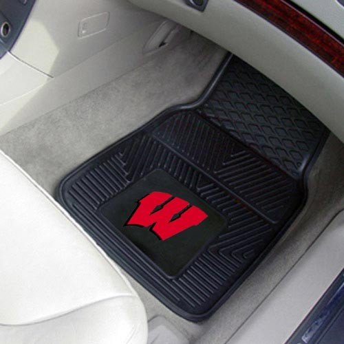 Fanmats NCAA 2 - Pc. Vinyl Car Mat Set