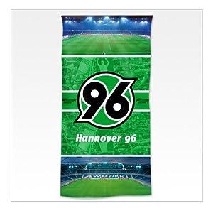 Hannover 96 Handtuch Duschtuch Strandtuch in verschiedenen Gr/ö/ßen