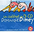 Coffret 3 CD : Dominique Dimey