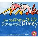 Coffret 3 CD : Dominique Dimey