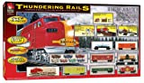 Life-Like Trains  HO Scale Thundering Rails Electric Train Set