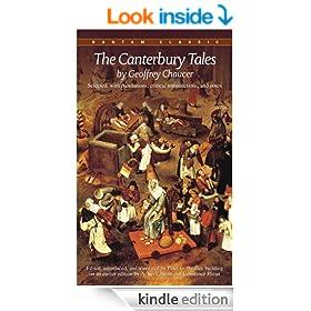 The Canterbury Tales (Bantam Classics)