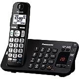 Panasonic KX-TGE240B dect_6.0 1-Handset Landline Telephone