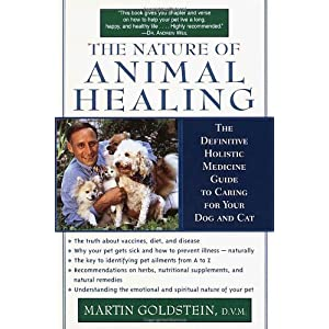 The Nature of Animal Healing - Martin Goldstein