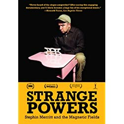 Magnetic Fields - Strange Powers: Stephin Merritt And The Magnetic Fields