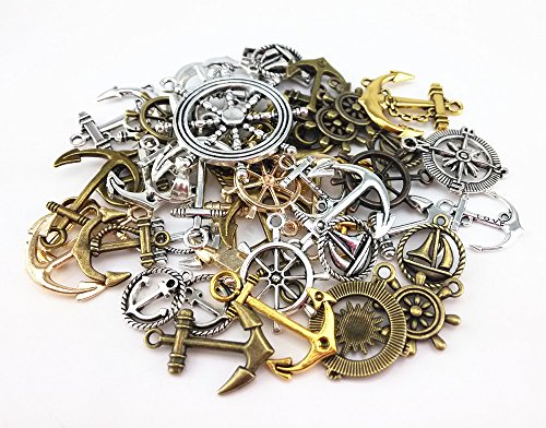 yueton-100-gram-approx-47pcs-assorted-diy-antique-anchor-charms-pendant-craft-making-accessory-ancho