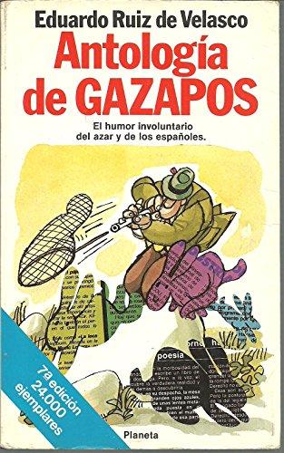 Antología De Gazapos