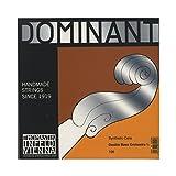 DOMINANT ドミナント コントラバス弦 G線、D線、A線、E線4種セット 3/4 196