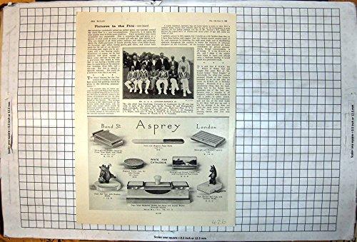 weinlese-druck-von-hdg-leveson-gower-xi-asprey-anleihen-st-anzeigen-schreibtisch-punkte-1928