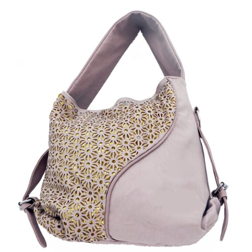 Women Shoulder Bag Medium One Strap Cut Design