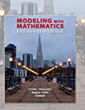 img - for Modeling with Mathematics: A Fourth Year Course book / textbook / text book