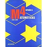 Matemáticas 4. Opción B.