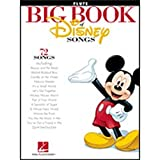 Hal Leonard The Big Book Of Disney Songs Flute