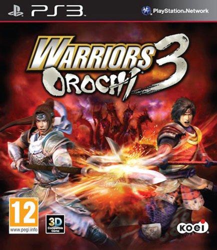 Ps3 warriors orochi 3 (eu) (Warriors Orochi 3 Ps3 compare prices)