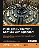 Intelligent Document Capture with Ephesoft Front Cover