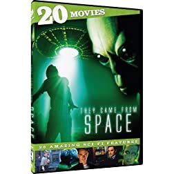 They Came From Space - 20 Movie Collection