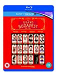 The Grand Budapest Hotel [Blu-ray]