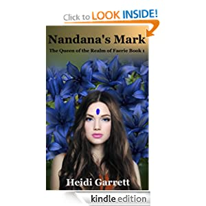 Nandana's Mark - Audio Book coming soon