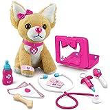 Barbie Hug n Heal App-rific Pet Doctor Kit Chihuahua Puppy