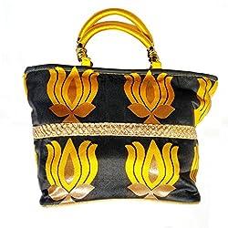 Girly HandBags Yellow Handbag Purse
