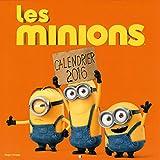 Calendrier mural 2016 Les Minions...