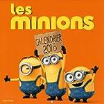 Calendrier mural 2016 Les Minions