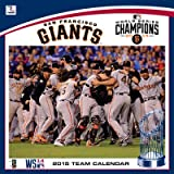 (12x12) San Francisco Giants World Series Champions - 2015 Calendar