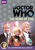Doctor Who - The Mind of Evil [DVD]