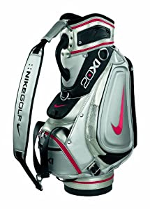 Nike Golf 20XI Staff Bag (Silver) by Nike Golf