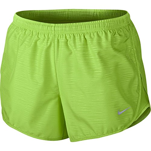 Nike Girls Tempo Shorts (Atomic Mango, XS)