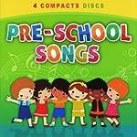 Pre-School Songs 4 cd set