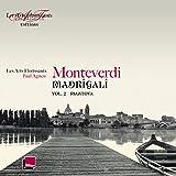 Monteverdi: Madrigali - Vol.2 Mantova (excerpts from Books IV, V and VI)