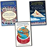 Alexander McCall Smith Alexander McCall Smith 44 SCOTLAND STREET 3 Books Collection Pack Set RRP: £23.97 (The Importance of Being Seven, THE WORLD ACCORDING TO BERTIE, Love Over Scotland)