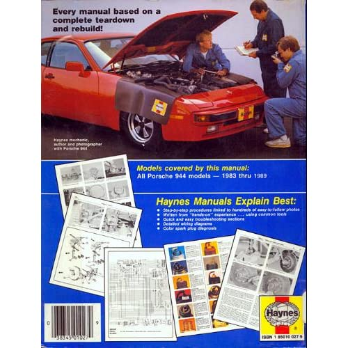 Contents contributed and discussions participated by anthony staten porsche 924 turbo workshop manual download fandeluxe Image collections