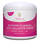 Best Anti Cellulite Cream Firming Lotion Organic Extreme Slimming Botanical Defense Skin Tightening Reduce Sagging Loose Skin Dimples Buttocks Legs Stomach Plus Exclusive Diet and Recipe Guide FREE
