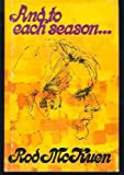And to Each Season ... (067121411X) by McKuen, Rod