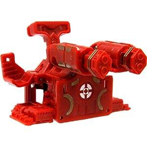 Bakugan Gundalian Invaders - Battle Gear - Twin Destructor [Toy]