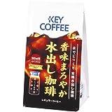 キーコーヒー 香味まろやか水出し珈琲 35g×4P×4