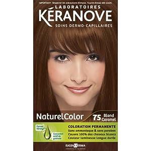 coloration cheveux keranove #2
