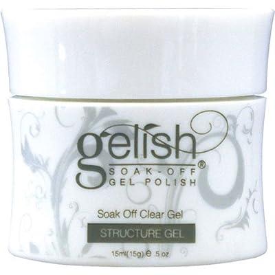 Gelish Soak Off Gel Nail Polish Structure Gel, 0.5 Ounce
